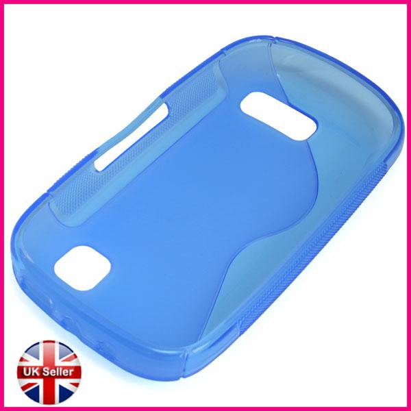Index Of Ebay Images Gel Cases Nokia 200 201 Asha Blue S Line